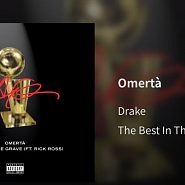 Drake - Omertà piano sheet music
