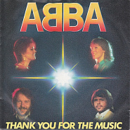 ABBA - Thank You For The Music piano sheet music