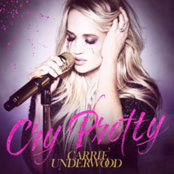 Carrie Underwood - Cry Pretty piano sheet music