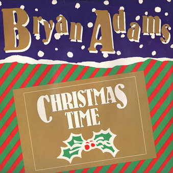 Bryan Guy Adams - Christmas Time piano sheet music