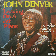 John Denver - Leaving on a Jet Plane piano sheet music