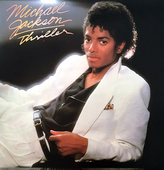 Michael Jackson - Thriller piano sheet music