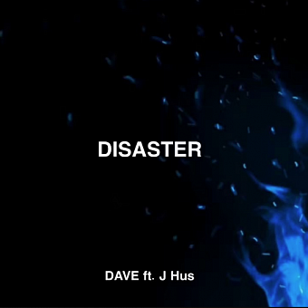 Dave, J Hus - Disaster piano sheet music