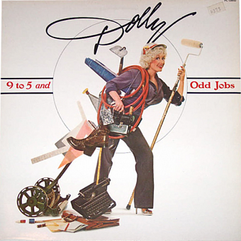 Dolly Parton - 9 to 5 piano sheet music
