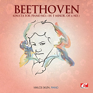 Ludwig van Beethoven - Piano Sonata No.1, Op.2 piano sheet music