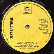 The Isley Brothers - Summer Breeze piano sheet music