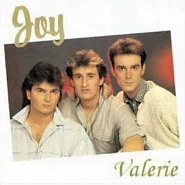 Joy - Valerie piano sheet music