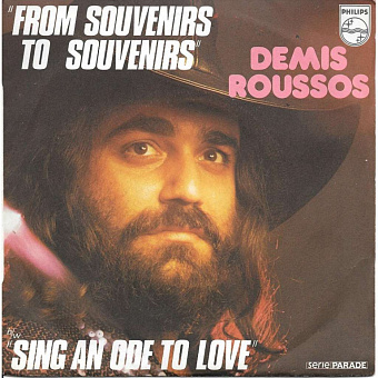 Demis Roussos - From Souvenirs to Souvenirs piano sheet music