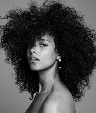 Alicia Keys piano sheet music