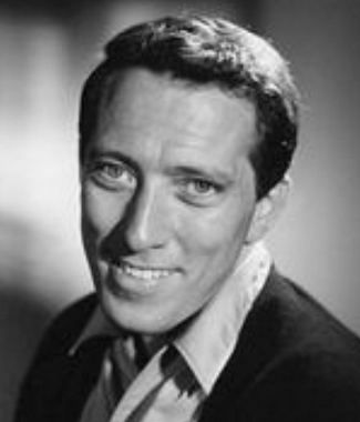 Andy Williams piano sheet music