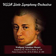 Wolfgang Amadeus Mozart - Symphony No. 40 in G Minor, K. 550 - III. Menuetto. Allegretto piano sheet music