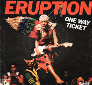 Eruption and etc - One Way Ticket piano sheet music