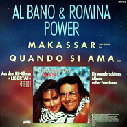 Al Bano & Romina Power - Makassar piano sheet music
