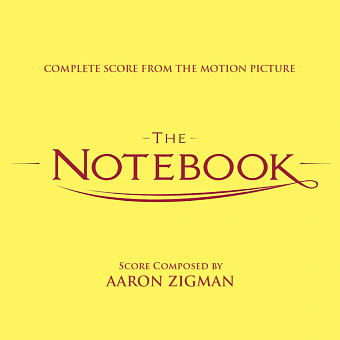 Aaron Zigman - Main Title (From The Notebook) piano sheet music