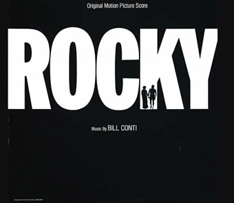 Bill Conti - Gonna Fly Now (Theme From Rocky) piano sheet music