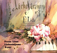 Franz Liszt  - Dreams of Love (Liebestraum No. 3 In Ab Major)  piano sheet music