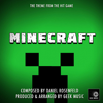 Geek Music - Minecraft Calm 1- Main Theme piano sheet music