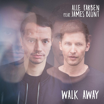 Alle Farben, James Blunt - Walk Away piano sheet music