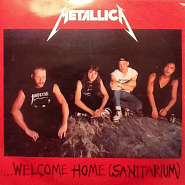 Metallica - Welcome home (Sanitarium) piano sheet music