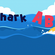 Pinkfong - Shark ABC piano sheet music