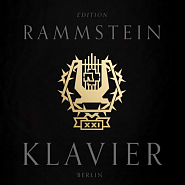 Rammstein - Klavier piano sheet music