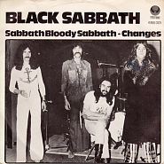 Black Sabbath - Changes piano sheet music