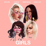 Rita Ora and etc - Girls piano sheet music