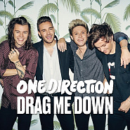 One Direction - Drag Me Down piano sheet music