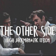 Hugh Jackman and etc - The Other Side piano sheet music