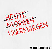 Mark Forster - Übermorgen piano sheet music