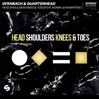 Ofenbach, Quarterhead, Norma Jean Martine - Head Shoulders Knees & Toes piano sheet music