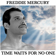 Freddie Mercury - Time Waits For No One piano sheet music