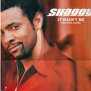 Shaggy - It Wasn't Me piano sheet music