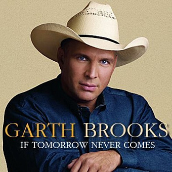 Garth Brooks - If Tomorrow Never Comes piano sheet music
