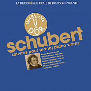 Franz Schubert - Moment Musical Op.94 (D.780) No.3 in F Minor piano sheet music