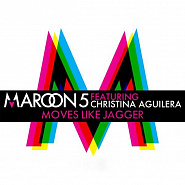 Maroon 5 and etc - Moves Like Jagger piano sheet music