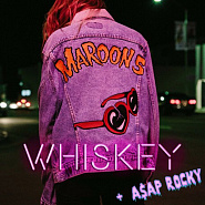 Maroon 5 and etc - Whiskey piano sheet music