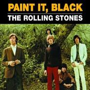 The Rolling Stones - Paint It Black piano sheet music