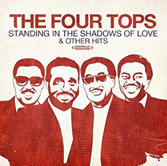 The Four Tops - Standing In The Shadows Of Love piano sheet music