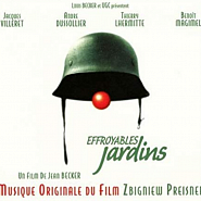 Zbigniew Preisner - Effroyables Jardins piano sheet music
