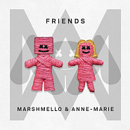 Marshmello and etc - Friends piano sheet music