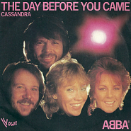 ABBA - The Day Before You Came piano sheet music