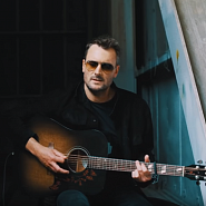 Eric Church - Hippie Radio piano sheet music