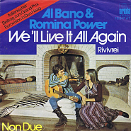 Al Bano & Romina Power - We'll Live It All Again piano sheet music