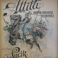 Julius Fučík - Entry of the Gladiators piano sheet music