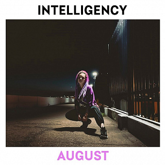 Intelligency - August piano sheet music