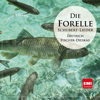 Franz Schubert - Die Forelle, D550 piano sheet music