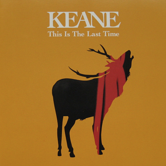 Keane - This Is The Last Time piano sheet music