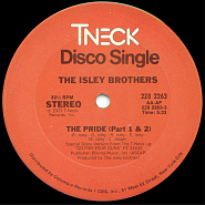 The Isley Brothers - The Pride piano sheet music