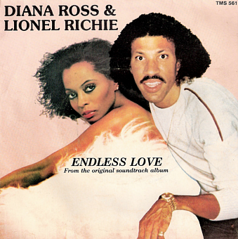 Diana Ross, Lionel Richie - Endless Love piano sheet music